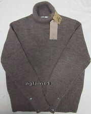 Last1 550 Brooks Brothers Thom Browne for Black Fleece Thick wool sweater BB4 XL