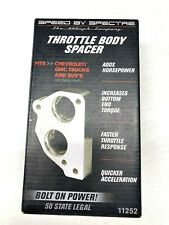 Spectre 11252 Throttle Body Injection Spacer, Chevy/GMC 4.3L-5.7L