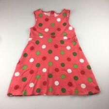 Girls size 5, Gymboree, spot cotton summer / party dress, GUC