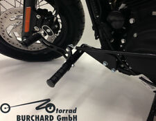 REPOSE-PIEDS 42cm présenté Noir Harley Davidson Sportster XL2 O. ABS ABE