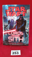 B253 - Star Wars: Lords of the Sith Century Hardback Hard Cover First Edition
