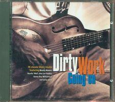 Dirty Work Going On - Muddy Waters/John Lee Hokker/Sonny Boy Williamson Cd Mint