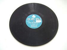 """O.P. DJ – Lost In Freedom -Disco Mix 12"""" 33 Giri Vinile ITALIA 1996 Progressive"""