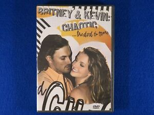 Britney And Kevin Chaotic The DVD And More - DVD - Free Postage !!