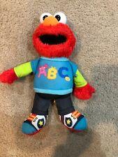 Sesame Street ABC Elmo Talking Singing Plush Educational Stuffed Toy