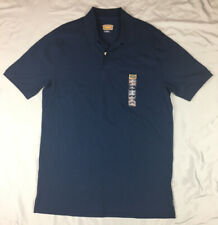 The Foundry Supply Co Men's Size LT Polo Shirt Short Sleeve Blue NEW WITH TAGS