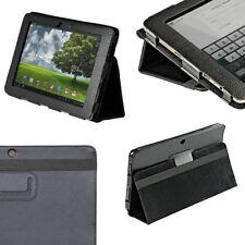 Carcasa negra de piel para tablets e eBooks