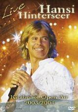 "HANSI HINTERSEER ""LIVE-KITZBÜHL OPEN AIR 2003"" DVD NEW"