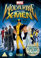 Wolverine And The X-Men Vol.2 [DVD] [2008][Region 2]