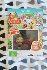Animal Crossing: Amiibo Festival - Amiibo Bundle Edition - Nintendo Wii U - 2015