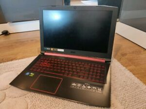 Acer nitro 5 15.6 gaming laptop with 1TB HDD Upgraded 465GB SSD and 16 GB Ram