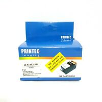 Printec Imaging HP-934XLBK Black Printer Ink Cartridge 53ml Officecjet Exp 04/21