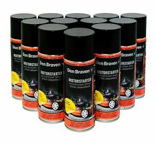 Motorstarthilfespray 8,31€/L 12x400ml  Den Braven  Motor Start Hilfe Spray