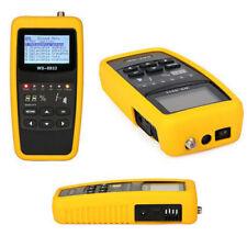 Satlink WS-6933 HD DVB-S2 Digital Satellite Signal Finder SAT Meter LCD USB UK