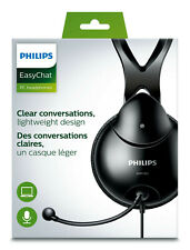 Philips SHM1900 Over-Ear with Microphone PC Headset/Smart phone/Tablet