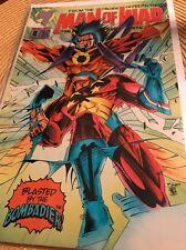 Man Of War #2 1993 Malibu Comics