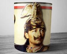 WW1 Patriotic Mug German Emperor and King of Prussia Kaiser Wilhelm II