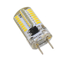 6Pack Mini G8 T4 Base Bi-pin LED 3Watt Dimmable Light Bulb Warm white 2700-3000K