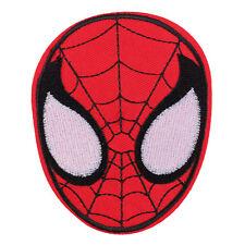 "Spider Man Super Hero Cartoon Kids Embroidered Iron Sew On Patch 3.1""X3.5"""