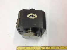 Mecanizados Huesca MH130 Quick Change Tool Post Holder. USED