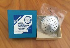 Vintage Argonne crystal mic element, like Astatic 101, 151, hot, harmonica, harp