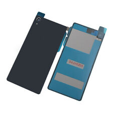 New Back Battery Door Cover Glass Housing For Sony Xperia Z3V D6708 Verizon BLK