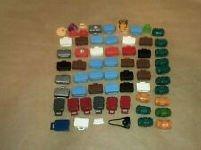 PLAYMOBIL LARGE LOT OF LUGGAGE ITEMS 62 IN TOTAL,(SUITCASES,HOLDALS,ETC)   V.G.C