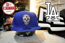 New Era x LA Dodgers Sugarskull 9Fifty Snapback One Size Hat