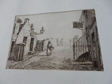More details for etching of auld brig ayr 1897 rare  limited edition  robert bryden (1865–1939