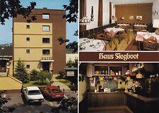 Siegen -Eiserfeld , Haus Siegboot ,  Ansichtskarte
