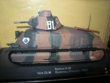 1:43 Somua S-35 1ere DLM Quesnoy France 1940 VP