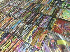 Pokemon 3 CARD LOT - GUARANTEED GX/EX/BREAK/MEGA/FULL ART + 2 RARE HOLO