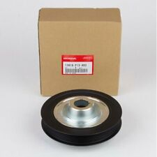Honda GENUINE ACCORD TYPE-R CRANK PULLEY CH1 13810-P13-003 F/S