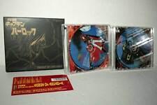 SPACE PIRATE CAPTAIN HARLOCK ETERNAL EDITION FILE No. CD AUDIO USATO VBC 50779