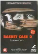 BASKET CASE 2 DVD OOP RARE CULT CLASSIC HORROR BASKETCASE COLLECTORS EDITION