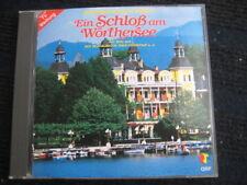 CD  Ein Schloß am Wörthersee  Soundtrack zur TV-Serie  Polydor  845 213-2