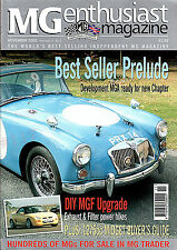 MG Enthusiast Magazine November 2002 (31.2) - 1275 cc Midget Buyer's Guide