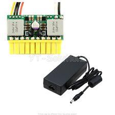PicoPSU-80 DC-DC Power Supply+80W (12V) AC-DC Power Adapter with US Power Cord