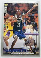 Kevin Garnett RC Rookie1995-96 UD #275 Collector's Choice Players Club Card HOF