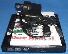 DVD Rewriter External Usb2 DVDRW Drive With Own PSU Tray Loading
