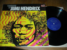 1967 LP JEFF COOPER and the STONED WINGS curtis knight TRIBUTE to JIMI HENDRIX