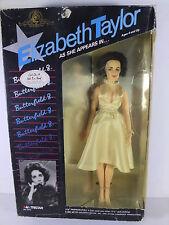 NIB BARBIE DOLL SIZE 1960 ELIZABETH TAYLOR
