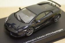 Lamborghini Gallardo LP570-4 Superleggera schwarz 1:43 AUTOart neu & OVP 54642