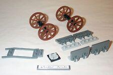 Lego Wagon Wheels Horse Hitching Castle 10216 Train Gate