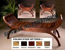 Sofa set - Wooden living room bench / stool  (Set of 3)