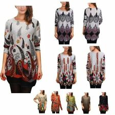 Unbranded Polyester Floral Tops for Women