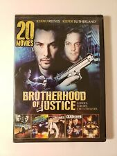 Brotherhood of Justice 20 Movie Collection DVD very good condition