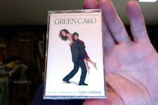 Green Card- film soundtrack- Hans Zimmer- new/sealed cassette tape