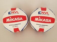 Lot 2 MIKASA NVL-PRO Beach Volleyball Official Game Ball National League Size 5