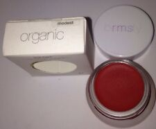 RMS Lip2heek Organic Lip & Cheek Color Cream in *MODEST* Fresh Berry Pink BNIB
